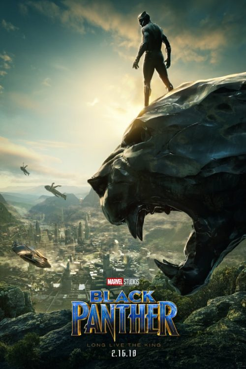Black Panther – Premiering February 15th at 7PM!