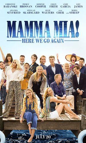 Momma Mia! Here we go again