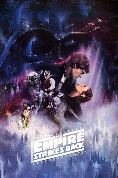 Star Wars: The Empire Strikes Back – 40th Anniversary!  Showing: Friday, Sept. 25th – Sunday, Sept 27th